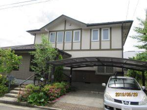 仙台市泉区S様邸屋根外壁塗装工事