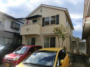 仙台市太白区S様邸屋根外壁塗装工事