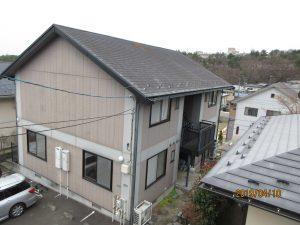 仙台市青葉区ファミーユ中山様 屋根外壁塗装工事