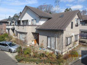 仙台市青葉区S様宅屋根外壁塗装工事