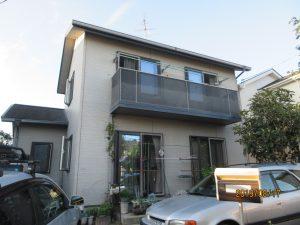 シリコンプラン 仙台市泉区T様邸屋根外壁塗装工事