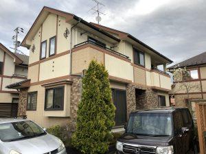 仙台市青葉区OK様宅屋根外壁塗装工事