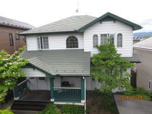 プレミアムシリコンプラン 仙台市泉区N様邸屋根外壁塗装工事