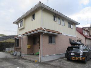 利府町神谷沢K様邸屋根外壁塗装工事