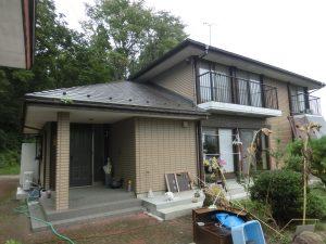 仙台市泉区K様邸外壁塗装工事