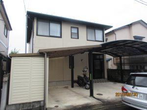 プレミアムシリコンプラン 仙台市青葉区T様邸屋根外壁塗装工事