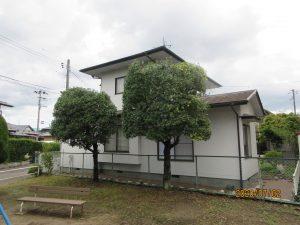 名取市S様邸屋根塗装工事