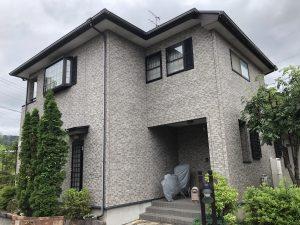 プレミアムシリコンプラン 仙台市青葉区S様邸屋根外壁塗装工事