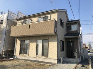 石巻市A様邸屋根外壁塗装工事