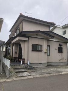 仙台市宮城野区S様宅屋根葺き替えと外壁塗装工事