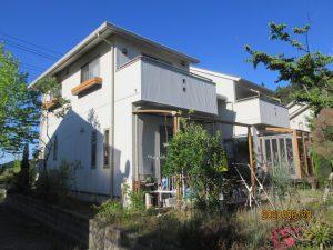 利府町K様邸屋根外壁塗装工事