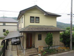 仙台市青葉区K様邸屋根外壁塗装工事