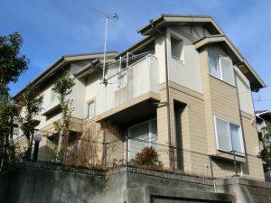 仙台市泉区M様邸屋根外壁塗装工事