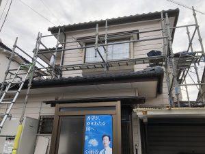 仙台市青葉区水の森Y様宅屋根外壁雨漏り補修工事