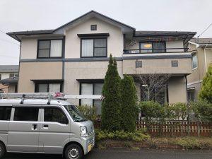 仙台市若林区O様邸屋根外壁塗装工事
